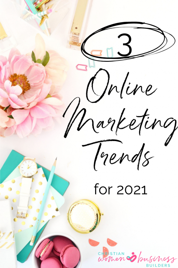 Top 3 Small-Business Online Marketing Trends for 2021