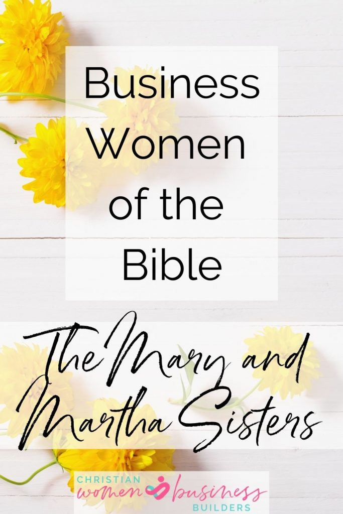 business women of the Bible