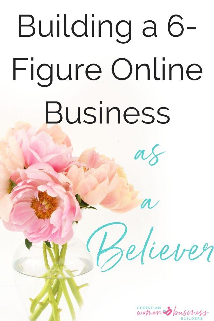 6-figure online business